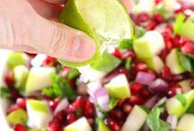 Salads & Salsas