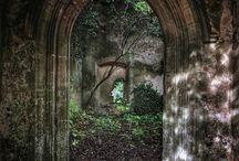 Dveře, vrata, brány...