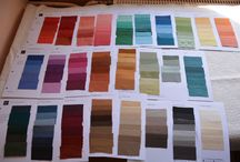 65% Lively Bright, 35% Earthy Rich / my colour palette by John Kitchener