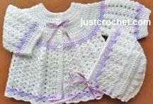 Crochet baby. girl