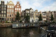 Amsterdam &  The Netherlands