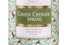 Ronnefeldt Design + Packaging / Ronnefeldt tea collections