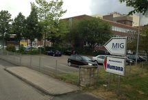 Cesta do mliečnej krajiny / Fotodokumentácia cesty do Herfordu v Nemecku, kde sa vyrába mliečko Humana :-)
