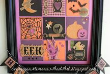 Halloween and Fall Papercrafting