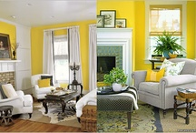 LIVING ROOMS / by Tina Walker