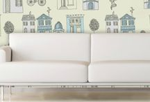 Botteca Tienda de Diseño / Cortinas Roller con Diseño & Papeles para Muro