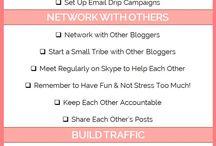 blogin' and biz