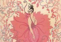 Graphic designs Prints Illustrations / by Sandra Debby Gracia de Lima