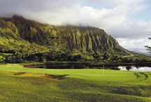 Favorite golf spots / by Allison Snow Segalini