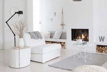białe wnętrze