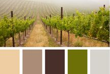 Decor color palette