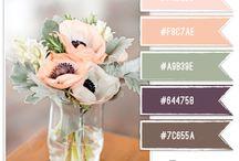 Farge til bryllup