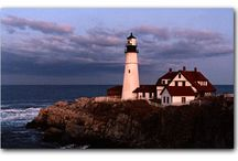 Lighthouses / by Douglass Hunter