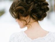 účes / vlasy