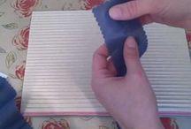 Sewing-folds, ruffles, flounces