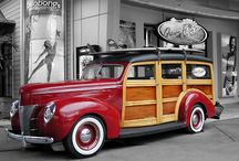 Classic Woody Wagons
