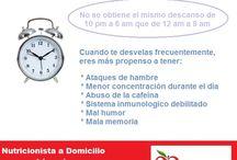 NUTRITIPS / CONSEJOS DE NUTRICION