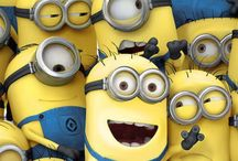 Despicable Me Smiles iPhone5 Wallpaper (640x1136)