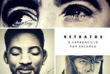 Retratos y Dibujos Chechu Creations / Retratos y Dibujos creados por Chechu García