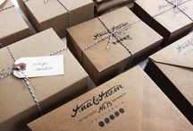 Packaging Inspiration / A box needn't be boring / by American Giant