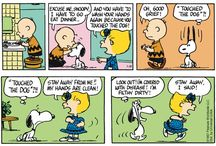 Comic Strips + Quotes
