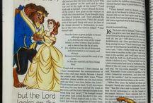 Bible Journaling - 1 Samuel