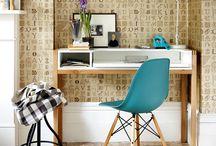 Workplace / Идеи для идеального домашнего офиса // Ideas for the perfect home office