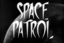 Space Patrol (UK Puppet Series) / The British marionette series by Roberta Leigh and Arthur Provis (one time collaborators with Gerry Anderson).