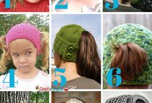 Knitting - Hats & Accessories
