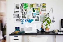 WORKSPACE IDEAS / by Maria Gómez-Senent