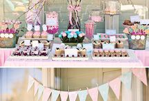 Dessert tables we heart.... / by RubyJu Events