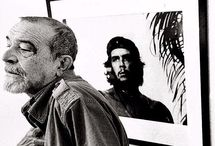 Alberto Korda Photography / Famous for his photos of Castro and Che Guevara and the Cuban Revolution