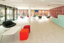 Minimalist Design - Office Interiors / View some of the most minimalist interior office spaces to rent in the UK... (Images used to advertise on officebroker.com and related platforms are the property of serviced office providers.)