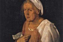 Giorgione / Storia dell'Arte Pittura  15°-16° sec. Giorgione  (Giorgio da Castelfranco)1478-1510