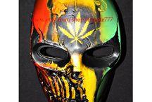 Masks/Helmets