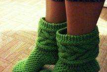Тапочки, носочки
