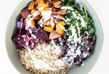 Ⓥ Food Prep & Meal Plans