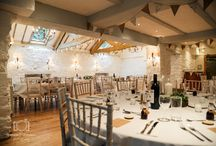 Wedding Receptions at Bickley Mill Inn / Décor inspiration from all of our beautiful Weddings held here at Bickley Mill Inn.