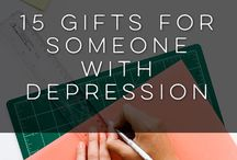 Depression Support and Help / All of the best tips and tricks to help you and your depression. Mental healtg is important and needs to be spoken about more. Learn how to deal with depression and improve your wellbeing and mental health.