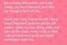 Prayer & Devotion