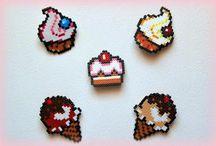 γλυκακια-hama beads