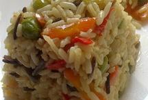 ρύζι με λαχανικα