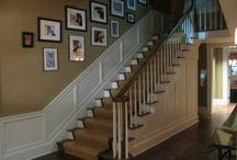 Home: Family Room Ideas / by Kristin Kocher