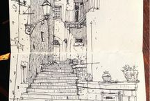 Sketches Cities
