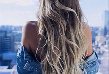 Blond hair diy