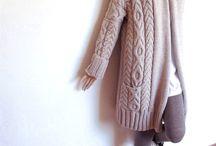 Cappotti a maglia