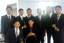 Yudisium 27-08-2014 / Universitas Bengkulu