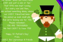St Patty's Day / by Courtney Beard Polk