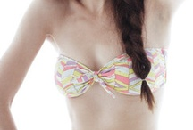 :maillot de bain / mermaids need clothes too / by Kristen Dolzynski
