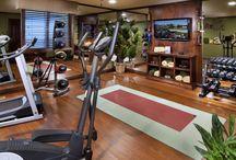 ⛁ Fitness Room ⛃